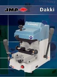 DAKKI Semi Automatic High Security Duplicator